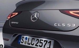 El nuevo Mercedes CLS AMG 53 4MATIC se filtra en Instagram
