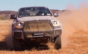 El nuevo Ford Ranger Raptor será presentado en febrero