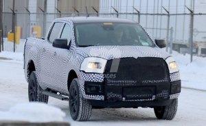 El nuevo Ford Ranger 2019 cazado en su configuración definitiva