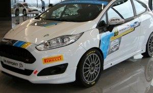 El Junior WRC 2018 de M-Sport y Pirelli empieza su camino