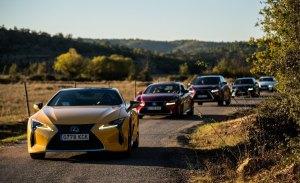Lexus Experience, vivimos un espectacular roadtrip con la marca nipona