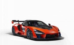 McLaren Senna: la versión de pista matriculable más brutal de McLaren