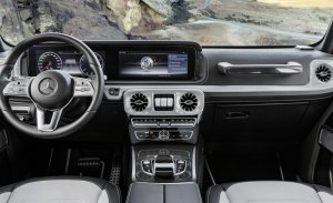 Mercedes anuncia la presentación del nuevo Clase G en Detroit 2018
