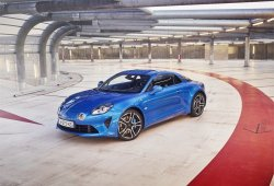 El nuevo Alpine A110 comenzará su andadura comercial en primavera de 2018