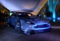Aston Martin aporta pilotos de fábrica a R-Motorsport