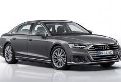 El nuevo Audi A8 estrena en su gama un paquete exterior deportivo