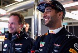 "Horner: ""No nos faltarán opciones"" si Ricciardo se marcha"