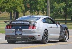Ford filtra sin querer el V8 Predator del Shelby Mustang GT500