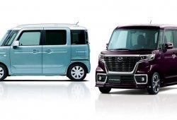 Los nuevos Mazda Flair Wagon y Flair Wagon Custom Style debutan en Japón