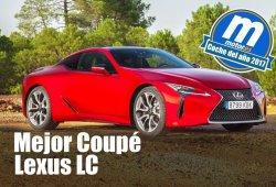 Mejor coupé 2017 para Motor.es: Lexus LC