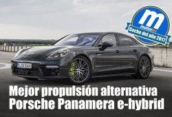 Mejor propulsión alternativa 2017 para Motor.es: Porsche Panamera E-Hybrid