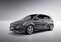 Mercedes Clase B Edition, disponible en Alemania hasta finales de junio de 2018
