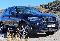 5 motivos y un consejo para comprar un BMW X5 híbrido