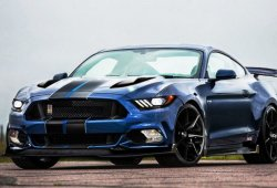 ¿El nuevo Mustang Shelby GT500 llegará en Detroit 2018?