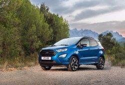 Precios del Ford EcoSport 2018: su gama para España, al detalle