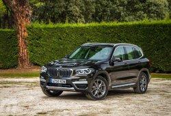 Prueba BMW X3 2018: lo mismo, pero mejor