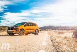 Prueba Ford Edge 2.0 TDCi, 210 caballos al más puro estilo americano