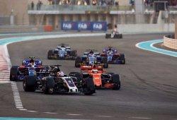 """Grosjean: """"El motor Renault ha tenido problemas, pero la potencia está ahí"""""""