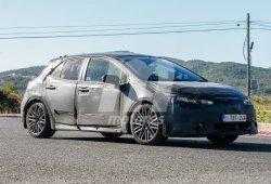 La nueva generación del Toyota Auris cazada en España