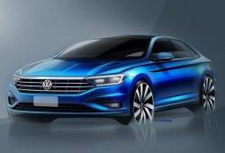 El nuevo Volkswagen Jetta 2018 anticipado una vez más
