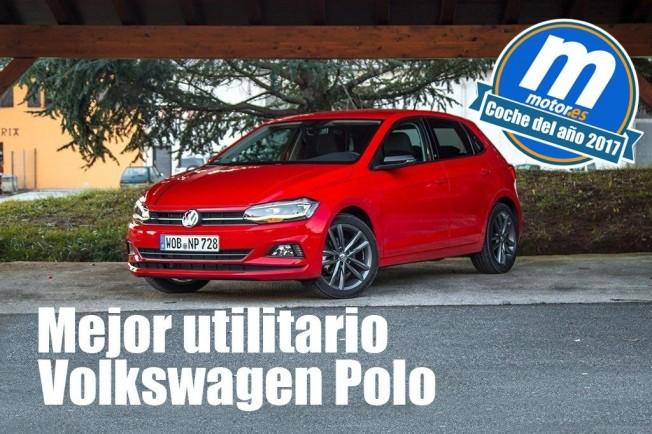 Volkswagen Polo - Mejor utilitario del año 2017