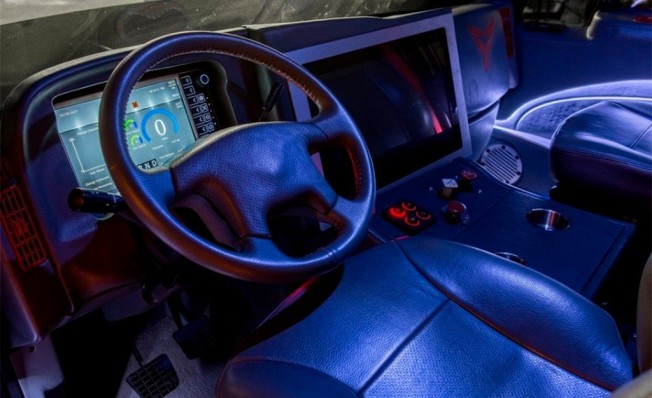 Thor ET-One - interior