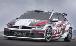 Volkswagen muestra el nuevo Polo GTI R5 en Mallorca