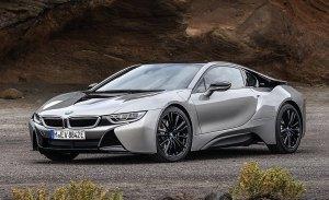 El nuevo BMW i8 Coupé 2018 ya tiene precio en el mercado español