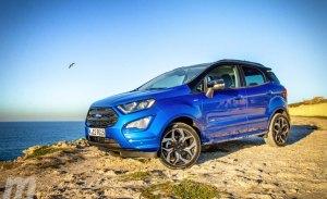 Prueba Ford EcoSport 2018, un gran paso adelante