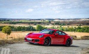 Prueba Porsche 911 Carrera 4 GTS: Una corona más moderna para el rey