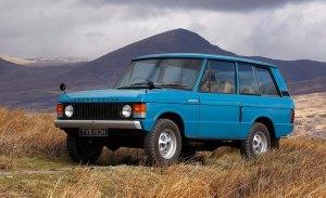 Land Rover SVO creará un lujoso Range Rover de carrocería coupé