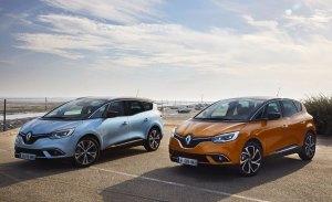 Renault Scénic y Grand Scénic estrenarán un nuevo gasolina Energy TCe