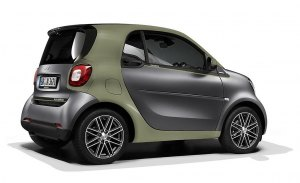 Smart ForTwo ED Pull&Bear: la moda y el automóvil unen sus fuerzas