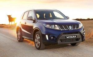 Suzuki Vitara Toro: un homenaje a la marca Osborne