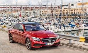 Alemania - Noviembre 2017: Mercedes seduce con los Clase C y Clase E
