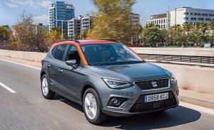 España - Noviembre 2017: El Seat Arona lidera la nueva hornada de crossovers