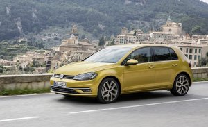 Italia - Noviembre 2017: El Volkswagen Golf logra su mejor resultado en los últimos 24 años