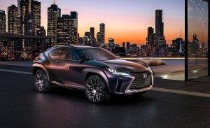 La gama del Lexus UX tendrá dos versiones: 200 y 250h
