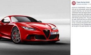 Pogea Racing apunta la confirmación y producción del nuevo Alfa Romeo 6C para 2020