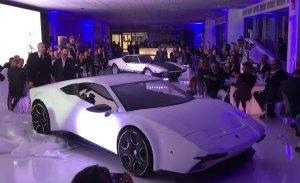 Ares Design desvela el Project Panther en sus instalaciones de Modena