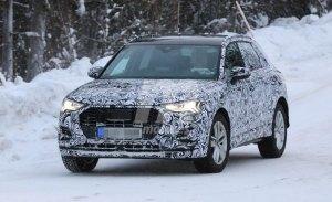La nueva generación del Audi Q3 continúa sus pruebas en Suecia dejando ver más detalles