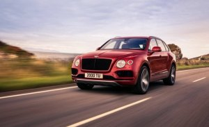 Bentley amplía la gama del Bentayga con una versión V8 biturbo