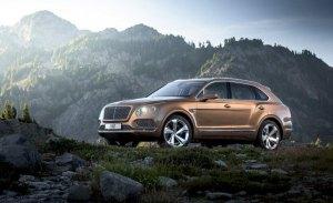 El Bentley Bentayga estrenará en 2018 el V8 del Cayenne Turbo