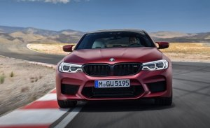El nuevo BMW M5 Competition estará a la venta en abril
