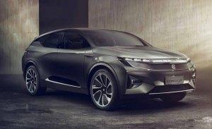 Byton desvela su Crossover Concept eléctrico en el CES 2018