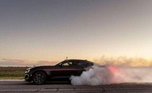 """La fabricación del Camaro Hennessey """"The Exorcist"""" en vídeo"""