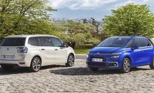 Citroën C4 Picasso ¿Cuáles son sus versiones más vendidas?