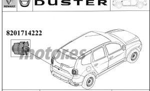Exclusiva: descubrimos los accesorios del nuevo Dacia Duster 2018