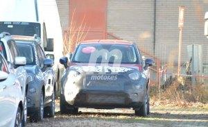 Exclusiva: el Fiat 500X restyling ya está de pruebas en la calle