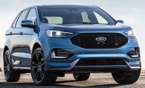 Ford Edge ST: un toque picante para el SUV estadounidense